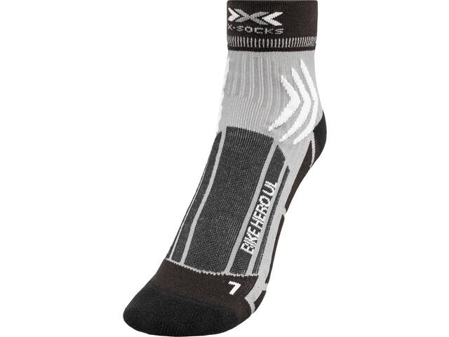 X-Socks Bike Hero UL Strømper, black print